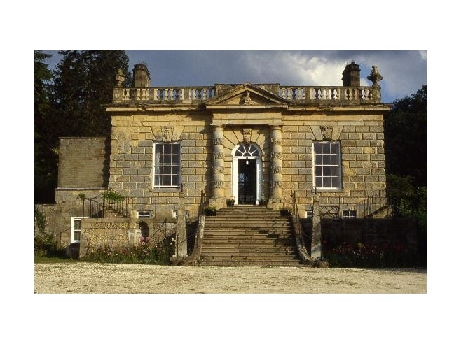 The Smallest Stately Home is near Helmsley in North Yorkshire